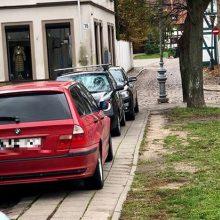 Naujieji parkavimo tarifai – protingas kompromisas