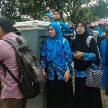 Rytų Indoneziją supurtė žemės drebėjimas: žuvo mažiausiai keturi žmonės