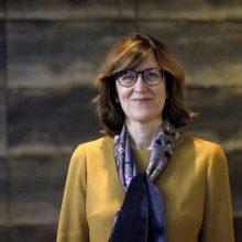 D. Vilytė bus atsakinga už Registrų centro paslaugų vystymą