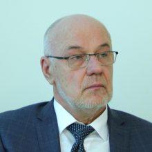 R. Lazutka įvertino pareiginės algos bazinio dydžio kėlimą: atotrūkį reikia tvarkyti