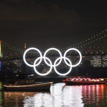 Paaiškėjo Tokijo olimpinių žaidynių data