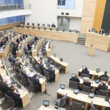 Seimo nariai siūlo pusę savivaldybių tarybų narių rinkti vienmandatėse apygardose