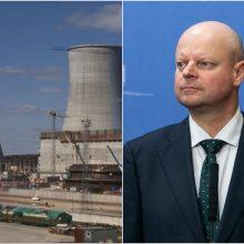 S. Skvernelis: santykiuose su Baltarusija neturime teisės pamiršti Astravo AE