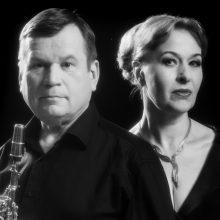 Fortepijono ir saksofono provokacijos Klaipėdos koncertų salėje