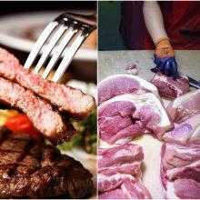 Nauji tyrimai griauna mitybos mitus: raudona mėsa – naudinga sveikatai?