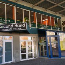 """""""Second Hand"""" aprangos tinklas – jau Klaipėdoje"""