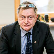 Teismo sprendimas: V. Venslovui sumažinta už korupciją skirta bauda