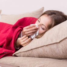Skambina pavojaus varpais: klaipėdiečius į ligos patalą guldo žarnyno gripas
