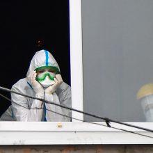 Rusijoje – 24,1 tūkst. naujų COVID-19 atvejų, mirė 504 pacientai