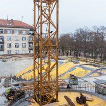Naujas Muzikinio teatro pastatas: kad skambėtų muzika ir balsai