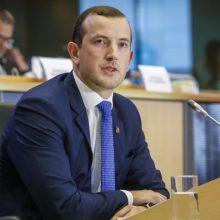 V. Sinkevičius: Lietuva gali nukreipti augančią ES paramą taršos mažinimui