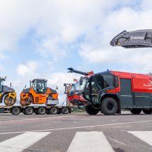 Pradedama Palangos oro uosto rekonstrukcija: skrydžiai stabdomi 45 dienoms