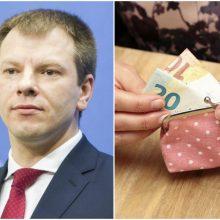 V. Šapoka sako esąs tikras, kad ateityje atsiras daugiau aplinkosaugos mokesčių