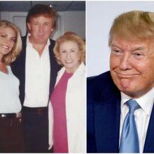 D. Trumpas sulaukė naujų kaltinimų seksualiniu priekabiavimu