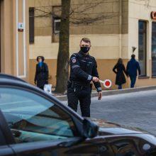 Savaitė uostamiestyje: pareigūnai išaiškino keturis neblaivius vairuotojus ir tris dviratininkus