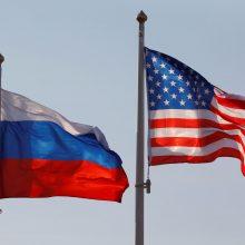 JAV Kongresas paskelbė naujų sankcijų Rusijai projektą