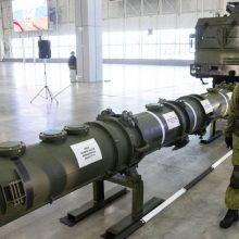 NATO: per derybas su Rusija dėl ginklų sutarties nepadaryta jokios pažangos