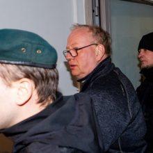 Teismas baigė nagrinėti buvusio LAT teisėjo E. Laužiko ieškinį dėl atleidimo