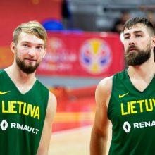 Oficialu: krepšinio rinktinė Europos čempionato grupės rungtynes žais Vokietijoje
