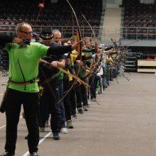 Alytuje – tarptautinės šaudymo iš lanko varžybos