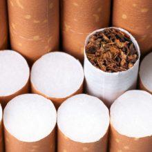 Pritarė siūlymui Lietuvoje realizuojamą tabaką banderolėmis ženklinti visais atvejais