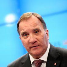Švedijos premjeras: imsimės sankcijų prieš ES šalis, kurios nepriima migrantų