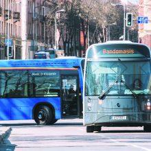 Greitaeigiai elektriniai autobusai – netolima Klaipėdos ateitis