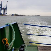 Lietuva aplenkė Latvijos jūrų uostus