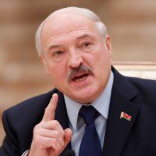 A. Lukašenka reikalauja sugriežtinti žiniasklaidos priemonių darbuotojų kontrolę