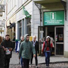 Turistų Klaipėdoje sulaukta ir per pandemiją
