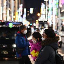 Dėl koronaviruso atšaukiamos Tokijo maratono mėgėjų varžybos