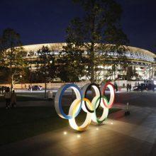 """TOK: nėra """"idealaus sprendimo"""" dėl Tokijo olimpiados"""