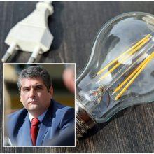 Neringos meras apie pusdienį be elektros: padejavimų buvo