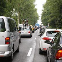 Vairuotojų laukia permainos: Palangoje brangs automobilių statymas