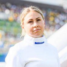 L. Asadauskaitės triumfas: iškovojo pasaulio taurę ir kelialapį į olimpiadą