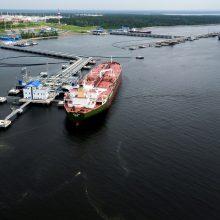 Planuoja palaidoti Latvijos ir Estijos uostus