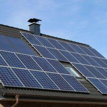 Dėl paramos saulės elektrinių įsirengimui ir senų katilų keitimui – beveik 3 tūkst. paraiškų