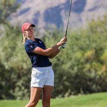 Golfo žaidėja G. B. Starkutė su Arizonos universitetu pateko į NCAA čempionatą