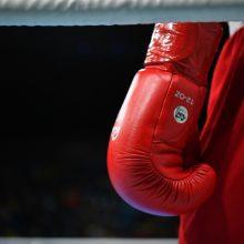 Lietuvos bokso čempionate dėl medalių ir vietos rinktinėje kovos 70 dalyvių