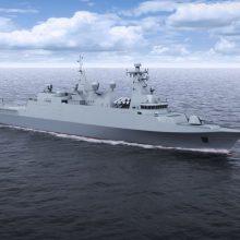 Baltijos jūroje – nauji karo laivai