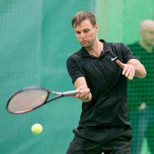 Tarptautiniame teniso turnyre Vilniuje – 24 valstybių atstovai ir lietuvių triumfas