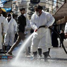 Turkija griežtina ribojimus dėl koronaviruso: įveda karantiną
