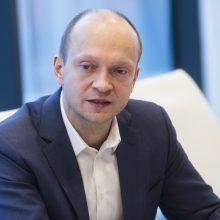 N. Mačiulis: nulis tikimybių, kad Lietuva šiemet panirs į defliaciją