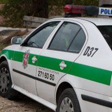 Vilniuje apvogtas policininko automobilis: dingo net pareigūno pažymėjimas