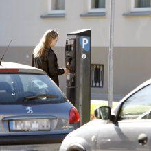 Audringų diskusijų atomazga: brangs automobilių statymas Klaipėdoje