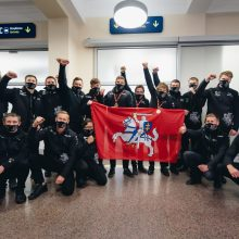 B. Vanagas planuoja komandos augimą – lenktyniaus ne tik lietuviai
