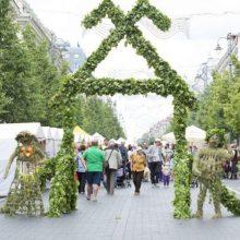 Sekmadienį Vilniuje vyks žolynų turgus