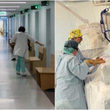 Mįslingas įvykis Klaipėdoje: į ligoninę pristatytas vyras be sąmonės