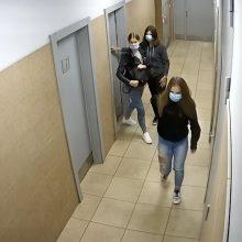 Šiaulių policija prašo pagalbos: gal atpažįstate šias merginas?