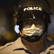 JAV suimti penki Kinijos agentai, taikęsi į Pekino priešininkus
